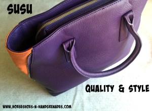 SUSU Handbags – Quality & Style
