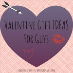 Valentine Gift Ideas for the Guys