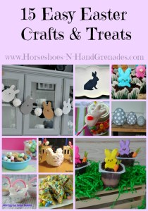 15 Easy Easter Crafts & Treats