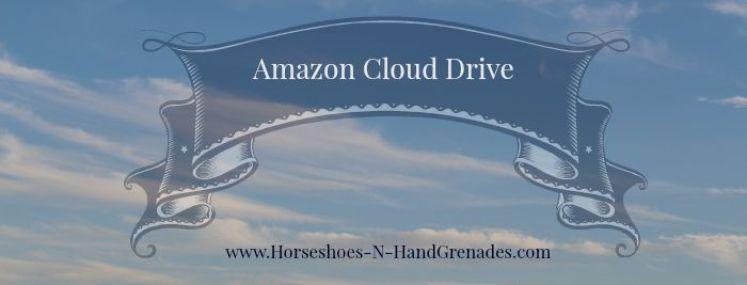 AmazonCloudDrive
