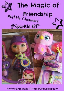 The Magic of Friendship With Little Charmers