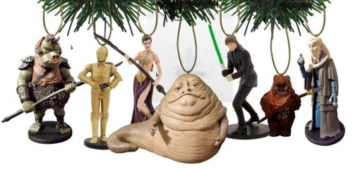 Star Wars Ornament Set