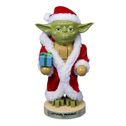 Yoda Nutcracker