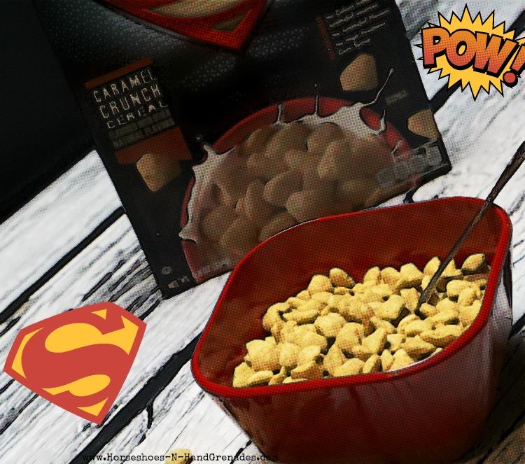 SupermanCereal