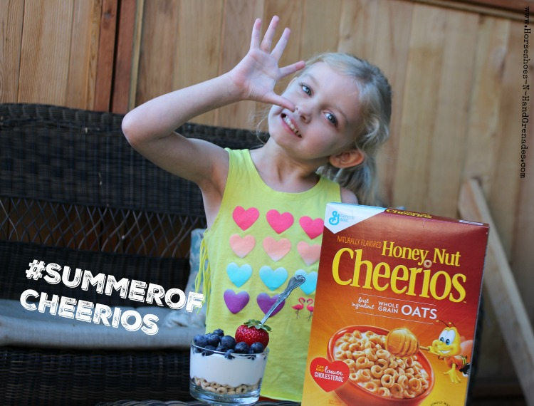 #SummerOfCheerios