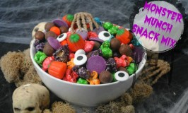Monster Munch Halloween Snack Mix