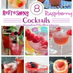 Say Hello to Summer! Eight Amazing Raspberry Cocktail Recipes