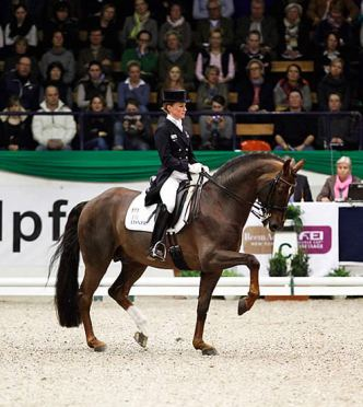Langehanenberg Makes It Two-in-a-Row at Neumuenster