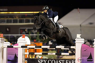 Beezie Madden and Cortes 'C' Victorious in $125,000 FEI World Cup Qualifier Grand Prix