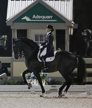 Tina Konyot Wins $20,000 FEI Grand Prix Freestyle at Florida Dressage Classic CDI-W