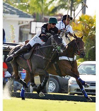 Valiente Knocks Off Audi, 10-7, for First USPA Piaget Gold Cup Loss
