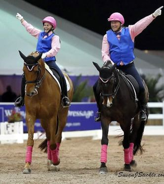 Merrill Lynch Team International Takes Home Quadrille Title at 2013 Challenge of the Americas