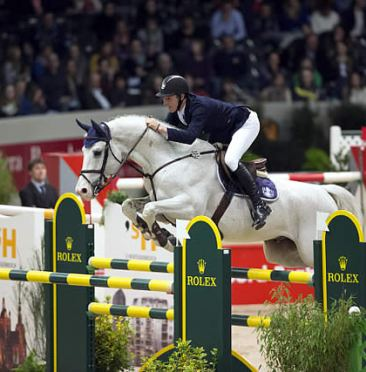 Wonderful Will Takes Everyone by Surprise with Super Victory in Last Rolex Qualifier of the Season at Den Bosch