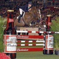 Olympic Gold medal partners, McLain Ward and Sapphire, were victorious in 2008