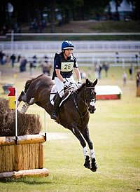 Faudree and Little Faultless at Saumur CCI3* to Hold Top 10 Placings Following the Cross Country