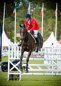 Faudree and Little Produce Top Ten Finishes at Saumur CCI3*