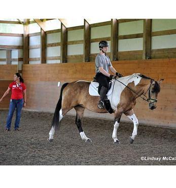 2013 Para-Equestrian Dressage Symposium Motivates U.S. Riders
