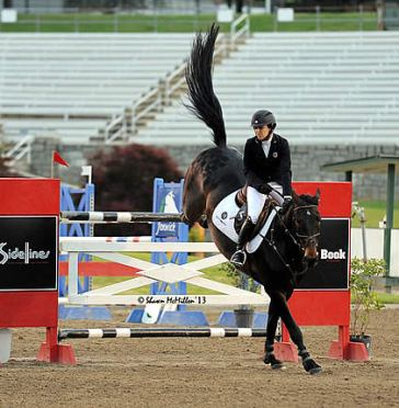 Megan Wexler and Cadence Take Top Spot in the $30,000 Fenwick Equestrian Grand Prix