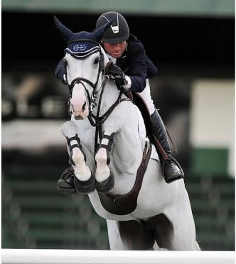 Darragh Kerins Tops $35,000 Spectra Energy Cup at Spruce Meadows 'National' Tournament