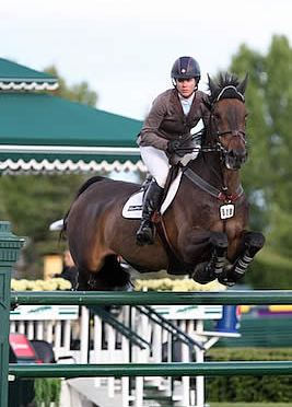 Ward and McCrea Notch Victories through the Weather at Spruce Meadows 'Continental' Tournament
