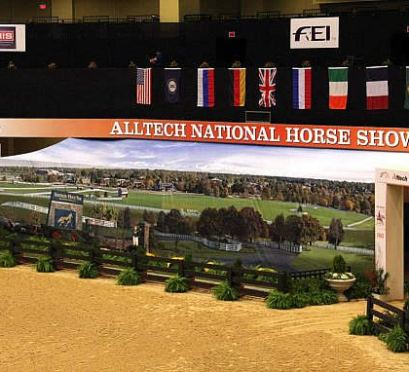 Alltech National Horse Show Named a USEF Heritage Competition