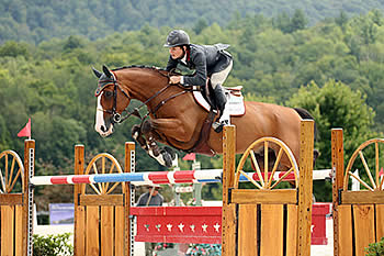 Mark Bluman Scores Third Welcome Stake Victory at Vermont Summer Festival