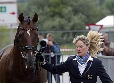 Green Light for All Horses in Blue Hors FEI European Dressage Championships