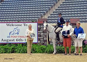 Woodson Wins US Pony Medal Final to Close Out 2013 US Pony Finals