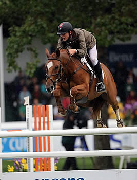Ben Asselin Wins $205,000 Encana Cup 1.60m at Spruce Meadows 'Masters'