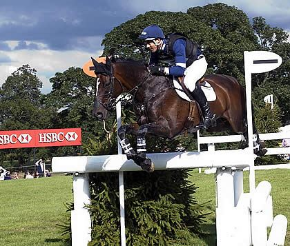 Paget Leads the Kiwi Charge at Land Rover Burghley Horse Trials