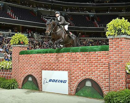 Tim Gredley and Unex Valente Win $25,000 Puissance