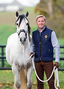 Tobbe Larsson Joins Talent Line-Up at Horse & Country TV