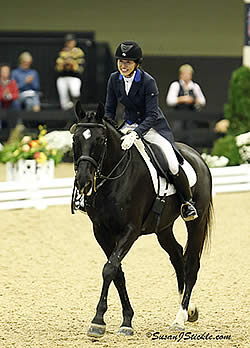Celebrations Conclude on Final Day of Inaugural US Dressage Finals