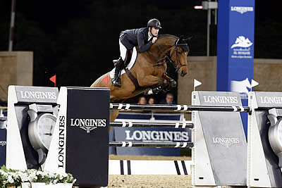 Scott Brash Jumps Up to World Number One Spot in Longines Rankings