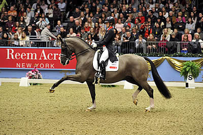 Three World No. 1s Compete at Olympia, The London International Horse Show 2013