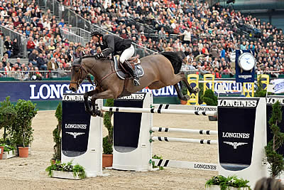 French on Fire as Delaveau Makes It a Double at Leipzig