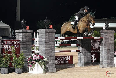 Ronan McGuigan and Capall Zidane Race to Victory in $50,000 Wellington Equestrian Realty Grand Prix CSI 2*