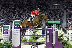 Simon and Brunello Named 2013 USEF Horses of the Year