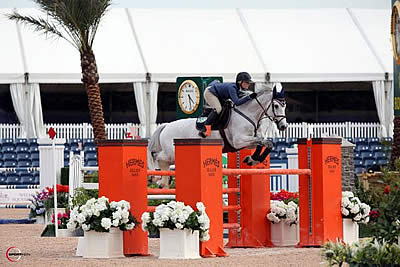 Eirin Bruheim Rides to Top for Nordic Lights Farm at WEF