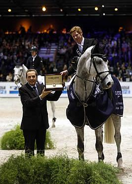 Ehning and Cornado Produce Sensational Win at Penultimate Longines Qualifier in Bordeaux