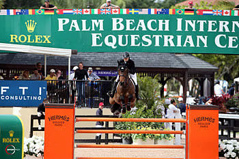 Tiffany Foster and Victor Top $84,000 Suncast 1.50m Classic