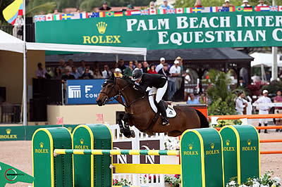 Tiffany Foster Tops Off a Fantastic Week with $84,000 Suncast 1.50m Championship Jumper Classic Victory