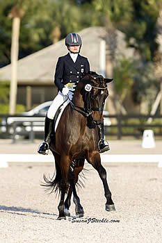 Devon Kane and Destiny Win FEI Grand Prix Special at Week Three of Adequan Global Dressage Festival