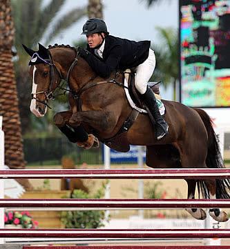 Shane Sweetnam and Samuel Parot Top $5,000 CSIO Welcome Stake Classes at FTI WEF