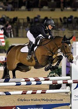 National Horse Show Welcomes U-25 Jumper Championship