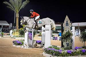 Hermès US Show Jumping Team Jumps to Third in CSIO4* Wellington's Furusiyya FEI Nations Cup