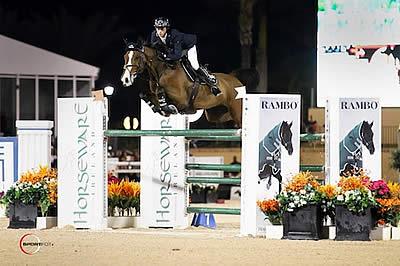 Maher Reigns Supreme in $125,000 Horseware Ireland Grand Prix CSI 3*