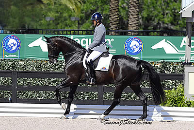Piaffe Performance Delivers Success from the World Cup Level to Young Horses and Juniors