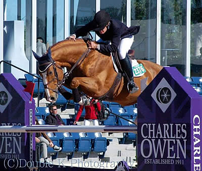 Decorated Olympic Medalist Lisa Jacquin Joins Horses Healing Hearts as Show Jumping Ambassador