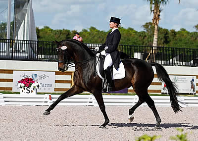 Diamante Farms Presents Exciting Final Week of Competition at 2014 Adequan Global Dressage Festival